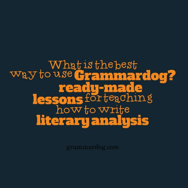 compare novels essay