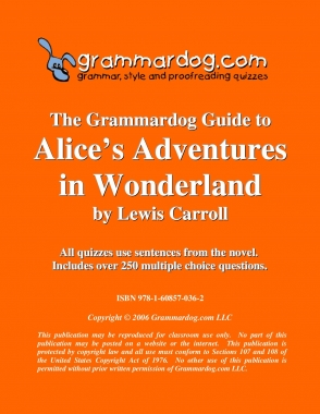 Alice's Adventures in Wonderland by Lewis Carroll 2