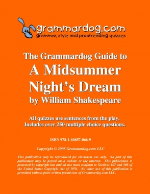 A Midsummer Night's Dream by William Shakespeare 2