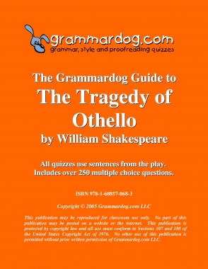 Othello by William Shakespeare 2