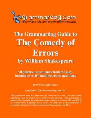The Comedy of Errors by William Shakespeare 2
