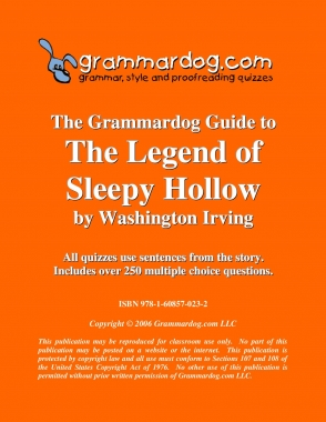The Legend of Sleepy Hollow by Washington Irving 2