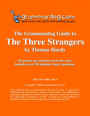 The Three Strangers by Thomas Hardy 2