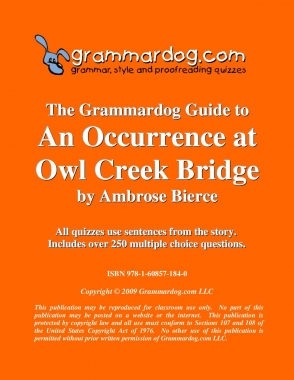 An Occurrence at Owl Creek Bridge by Ambrose Bierce 2