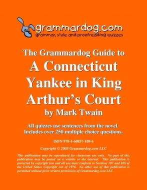 A Connecticut Yankee in King Arthur's Court by Mark Twain ...