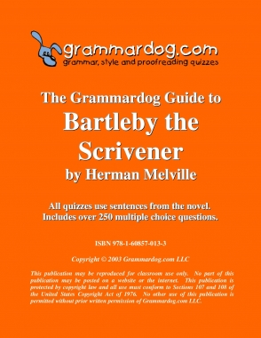 Bartleby the Scrivener by Herman Melville 2