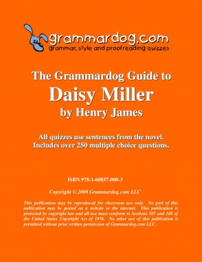Daisy Miller by Henry James 2