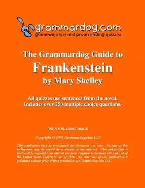 Frankenstein by Mary Shelley 2