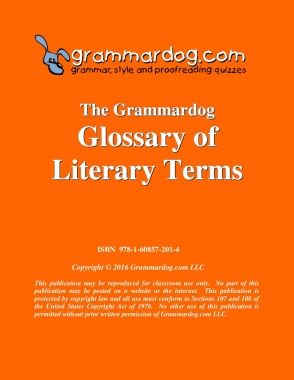 Glossary of Literary Terms 2