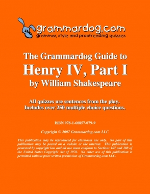 Henry IV, Part I by William Shakespeare 2