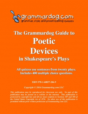 Poetic Devices in Shakespeare's Plays 2