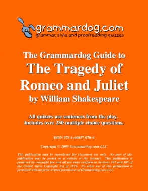 Romeo and Juliet by William Shakespeare 2