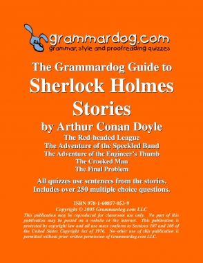 Sherlock Holmes Stories by Arthur C. Doyle 2