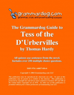 Tess of the D'Urbervilles by Thomas Hardy 2