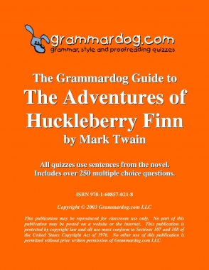 Huckleberry Finn by Mark Twain 2