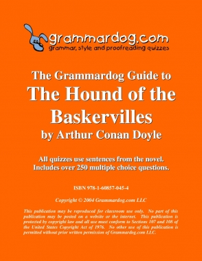 The Hound of the Baskervilles by Arthur Conan Doyle 2