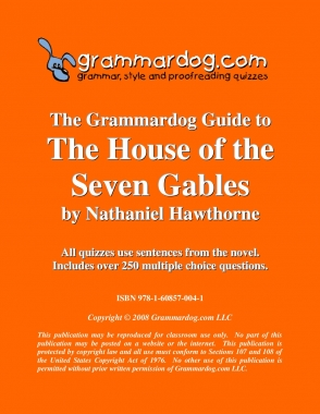 The House of the Seven Gables by Nathaniel Hawthorne 2