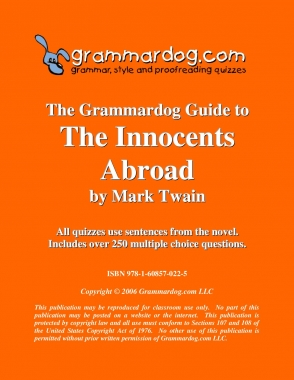 The Innocents Abroad by Mark Twain 2
