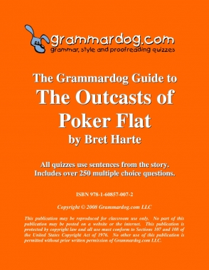 The Outcasts of Poker Flat by Bret Harte 2