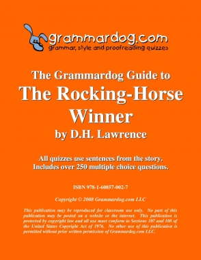 The Rocking-Horse Winner by D.H. Lawrence 2