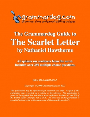 The Scarlet Letter by Nathaniel Hawthorne 2