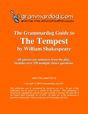 The Tempest by William Shakespeare 2