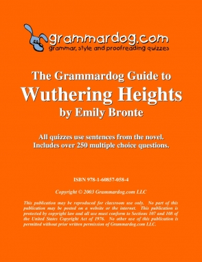 Wuthering Heights by Emily Bronte 2