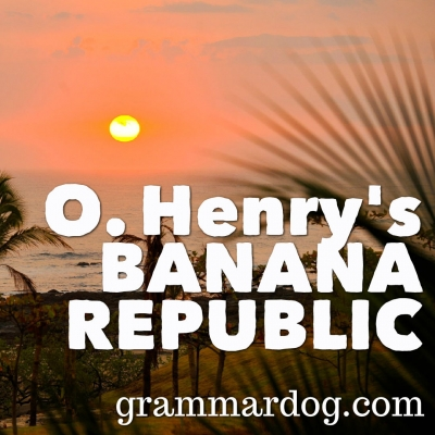 O. Henry's Banana Republic Art 1